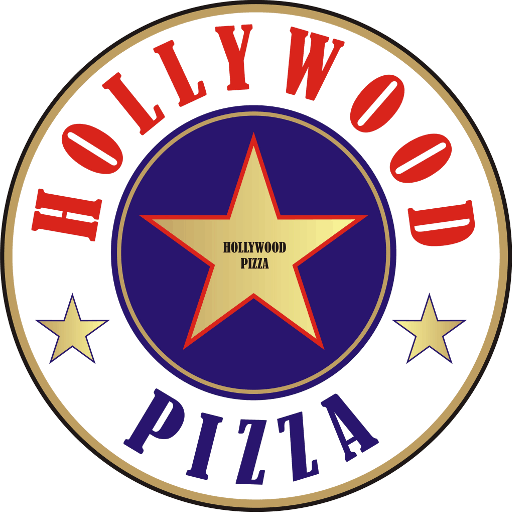 Hollywood Pizzéria logó - keresőoptimalizálás (SEO)