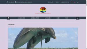 Dominikai utazási információk három nyelvű honlapon
